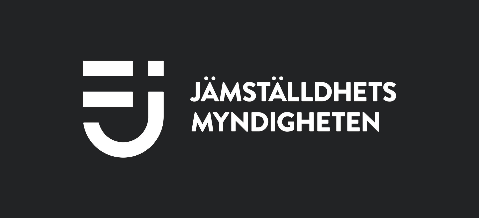 Jämställdhetsmyndigheten logotyp