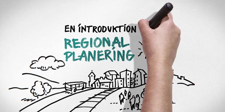 Göteborgsregionen – Regional Planering