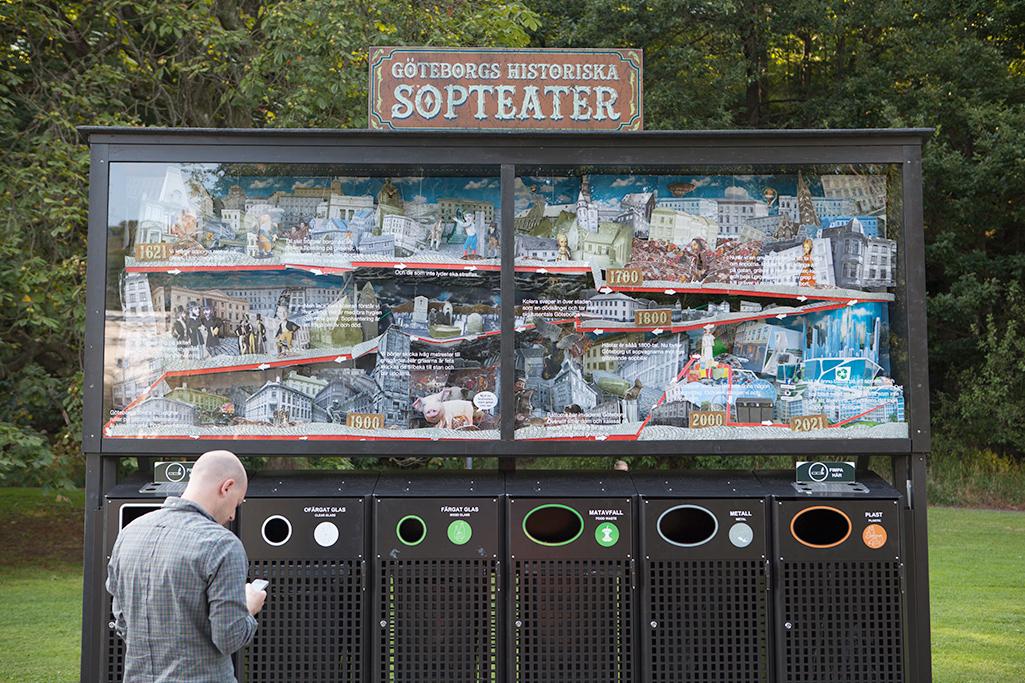 Göteborgs historiska sopteater