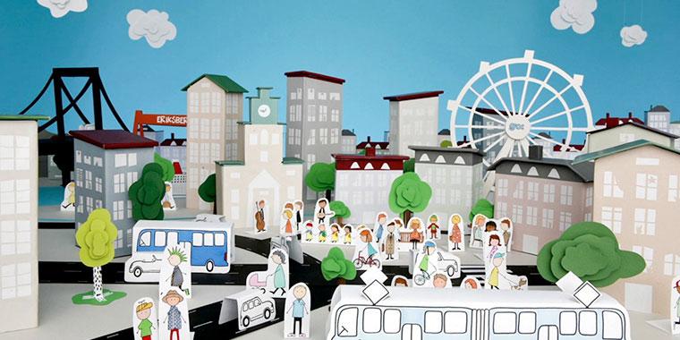 Göteborgs Stad - Drömmen Om Den Livliga Staden