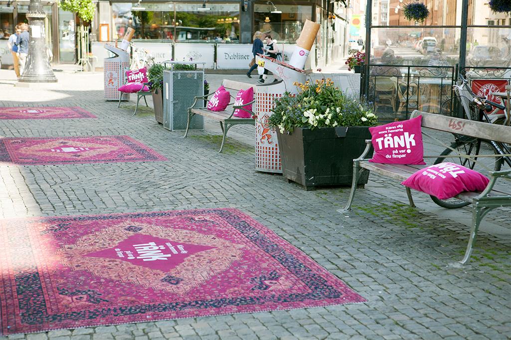 Göteborgs Stad - Fimpevent - Mattor