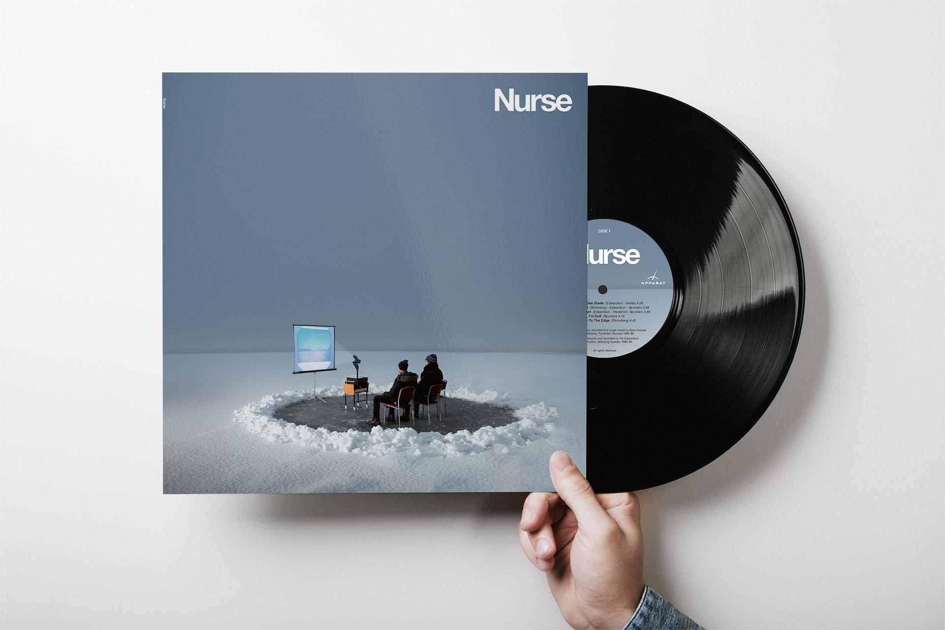 Nurse vinyl