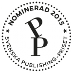 Publishingpriset Nominerad 2015
