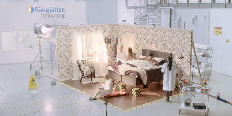Sängjätten - Bättre Sömn För Pengarna