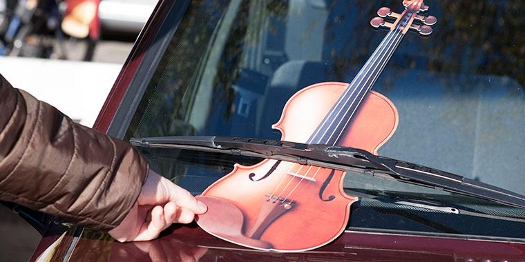 Yamaha Violin