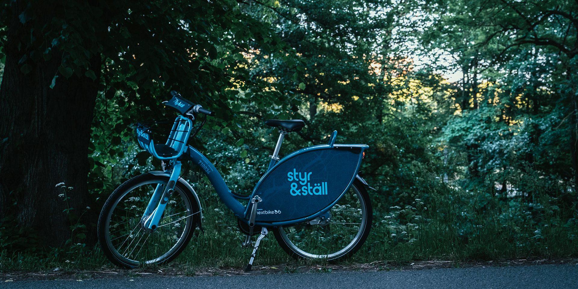 Styr & Ställ Göteborg 2020 Nextbike